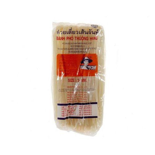 Makaron ryżowy 3mm 400g 4 szt.