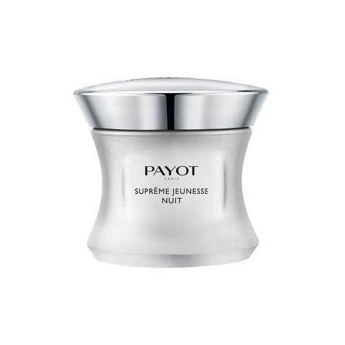 Payot supreme jeunesse nuit night cream 50ml w krem do twarzy (3390150555121)
