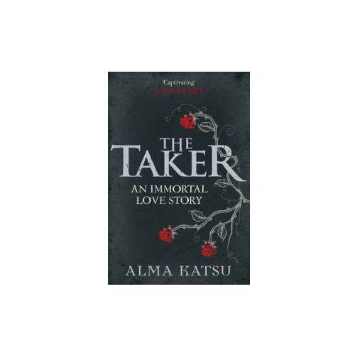 Alma Katsu - Taker (9780099552840)
