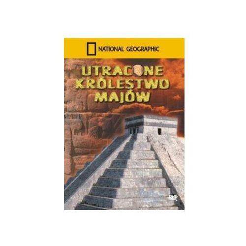 Utracone Królestwo Majów. National Geographic