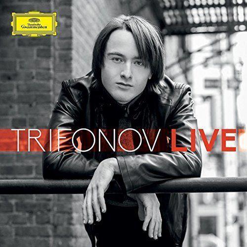 Universal music / deutsche grammophon Trifonov life - daniil trifonov (płyta cd) (0028947937951)