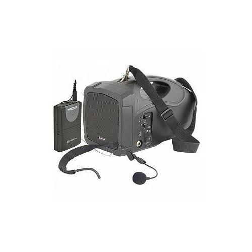 Adastra H25 nagłośnienie przenośne, handheld PA with headmic (5015972103371)