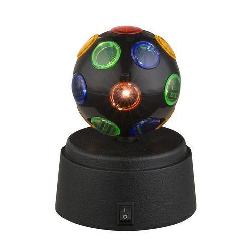 Globo 28017 - led lampa dekoracyjna disco 1xled/0,06w/3xaa