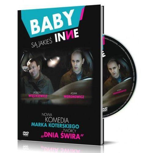 Baby są jakieś inne (dvd) + zakładka do książki gratis marki Agora