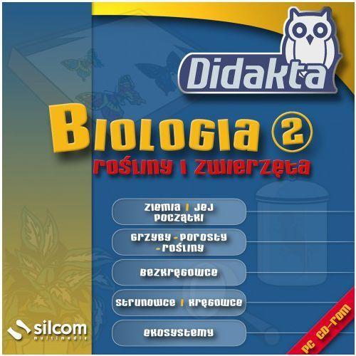 Didakta - Biologia 2 - Rośliny i zwierzęta - 60 PC
