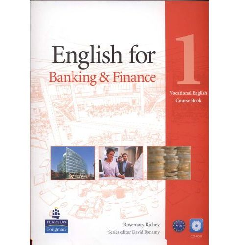 Vocational English: English for Banking and Finance, Level 1, Coursebook (podręcznik) plus CD-ROM (80 str.)