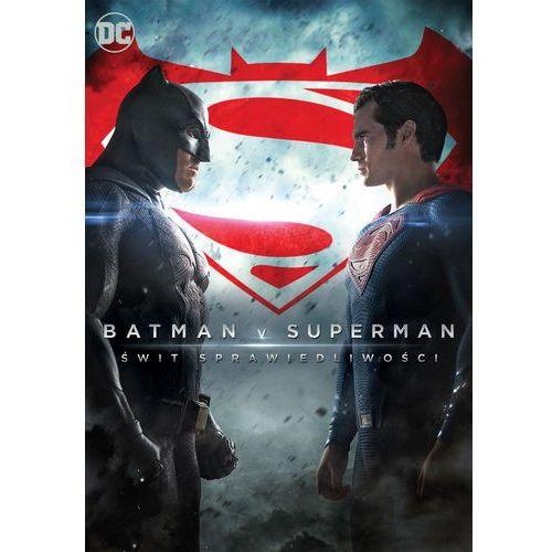 Batman v Superman: Świt sprawiedliwości (DVD) - Zack Snyder DARMOWA DOSTAWA KIOSK RUCHU (7321909342095)