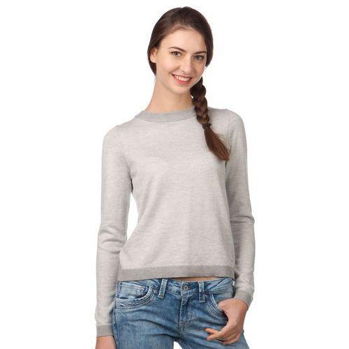 sweter damski 40 szary marki S.oliver