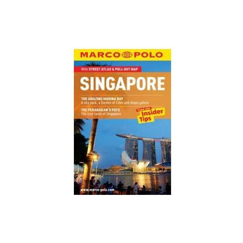 Singapore Marco Polo Guide (9783829707350)