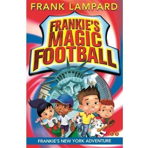Frankie's Magic Football: Frankie's New York Adventure (9780349124490)