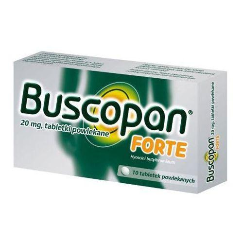 Buscopan Forte 20mg x 10 tabletek z kategorii pozostałe zdrowie