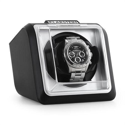 Klarstein 8PT1S Rotomat na 1 zegarek czarny