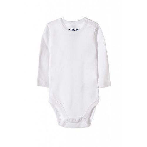 Body białe z długim rękawem 5w9802 marki 5.10.15.