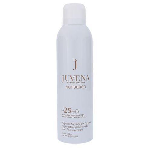 Juvena Suchy olejek SPF 25 Sunsation (Superior Anti-Age Dry Oil Spray) 200 ml (9007867763391)