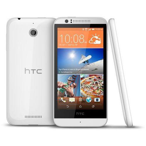 Telefon HTC Desire 510, przekątna wyświetlacza: 4.7