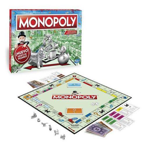 Hasbro Gra monopoly barcelona