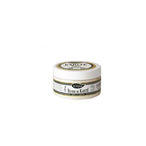 Alepia (mydła) Masło karite rafinowane bio 100 ml - alepia (3700479120090)