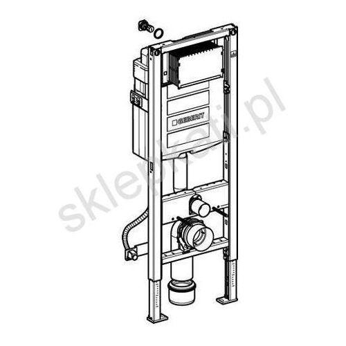 Geberit Duofix - element montażowy do WC dla niepełnosprawnych, UP320, Sigma, H112 111.350.00.5 (stelaż i zestaw podtynkowy)