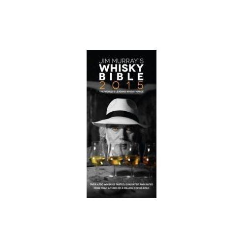 Jim Murrays Whisky Bible 2015, pozycja z kategorii Literatura obcojęzyczna