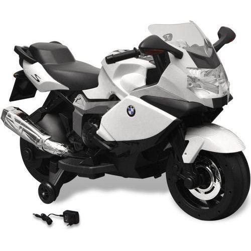 vidaXL BMW 283 Elektryczny motor dla dzieci Biały 6 V (8718475931393)