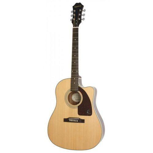 Epiphone AJ-210CE NA Outfit gitara elektroakustyczna zestaw