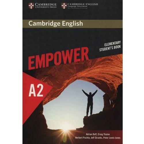 Cambridge English Empower Elementary Student's Book (9781107466265)