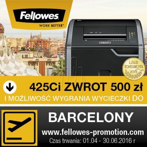 Fellowes 425Ci, 4698001