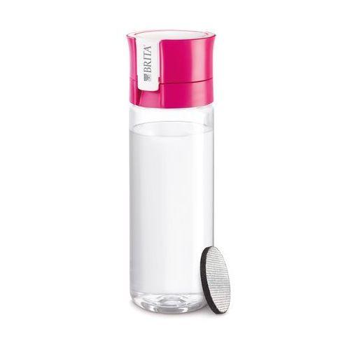 Brita Dzbanek filtrujący butelka fill & go vital różowa szybka dostawa! darmowy odbiór w 20 miastach! (4006387061524)