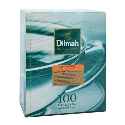 Dilmah Ceylon Supreme 100 torebek, 3433