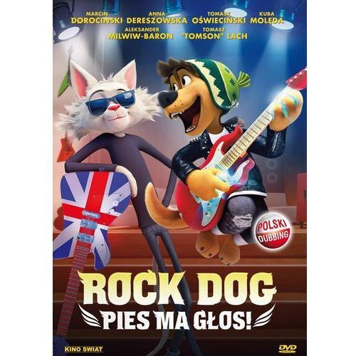 Rock dog (Płyta DVD)