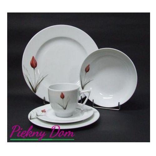 Serwis obiad-kawa 6/30 3830 tulipan Lubiana - sprawdź w Sklep Piękny Dom