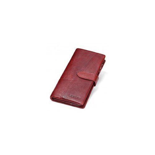 7a590cb518e13 Portfel damski duży czerwony skóra bydlęca 119,00 zł UWAGA!! Z obecnej  dostawy odcień różni się od tego na obrazku. Portfel jest bardziej czerwony  niżeli ...