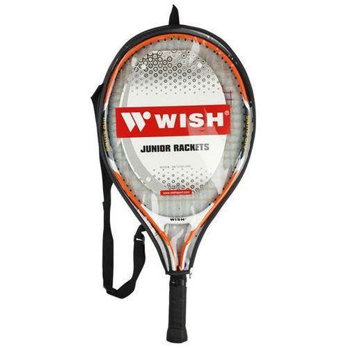 Wish Alumtec 2600 pom.-czar. l00,584mm, rakieta tenis ziemny (5907695587067)