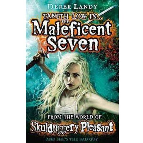 Maleficent Seven (From the World of Skulduggery Pleasant) (288 str.)