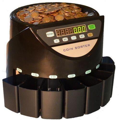 Liczarka bilonu, sorter do monet - BTS 900 Pro, Ludger BTS 900