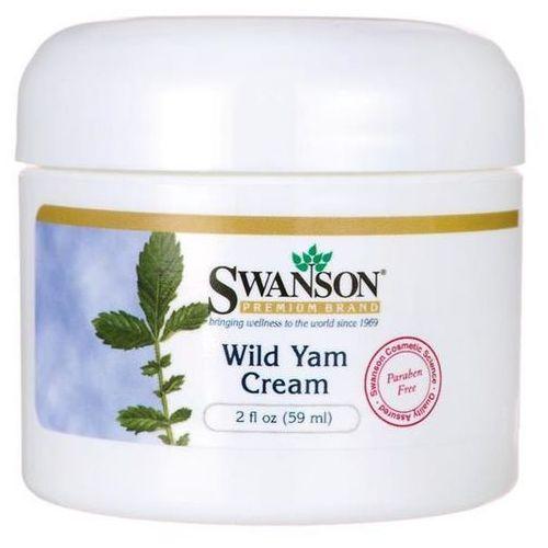 Swanson health products Swanson dziki pochrzyn (wild yam) krem (progesteron 97%) 59 ml