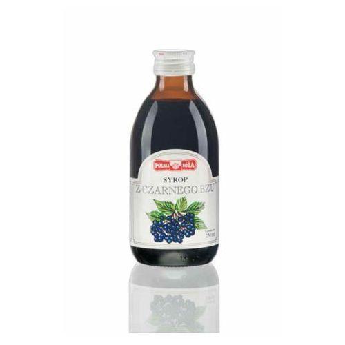 Syrop z czarnego bzu 250 ml Polska Róża (5902768174212)