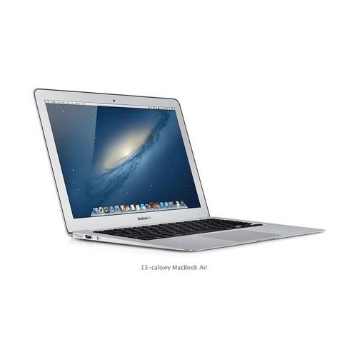 Notebook Apple Macbook Air MD760, pamięć operacyjna [4GB]