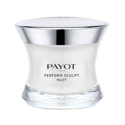Perform lift perform sculpt nuit liposculpting firming care krem modelująco-ujędrniający na noc z kompleksem acti-lift 50ml - marki Payot