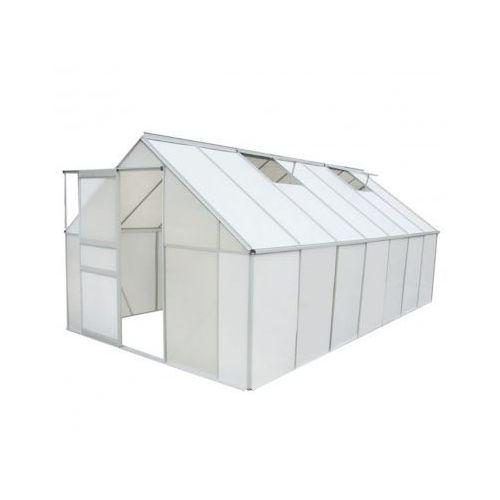 Szklarnia ogrodowa 10.75 m² - sprawdź w VidaXL