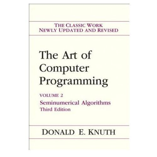 Art of Computer Programming, Volume 2
