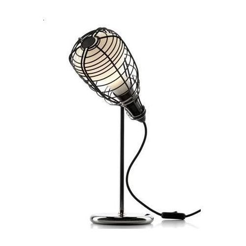 Foscarini i Diesel :: Lampka biurkowa Cage Mic - Foscarini i Diesel :: Cage Mic - sprawdź w 9design.pl