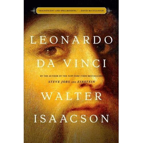 Leonardo da Vinci Walter Isaacson (9781501139154)