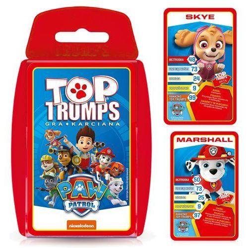GRA TOP TRUMPS Karty Psi Patrol (5036905038256)