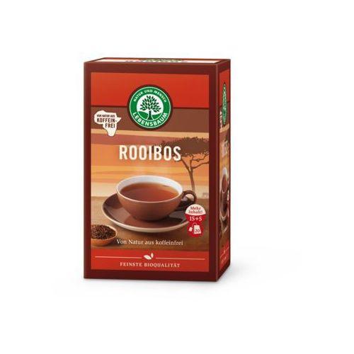 Herbata Rooibos BIO ekspresowa (20x1,5g) - Lebensbaum (4012346262901)
