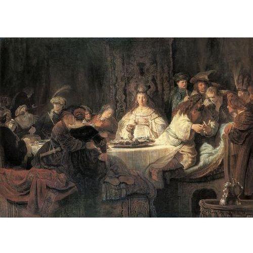 obraz Samson Proposing the Riddle at the Wedding Feast 1638 Rembrandt (obraz)