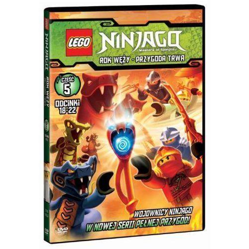 FILM LEGO® NINJAGO. ROK WĘŻY - PRZYGODA TRWA. CZĘŚĆ 5