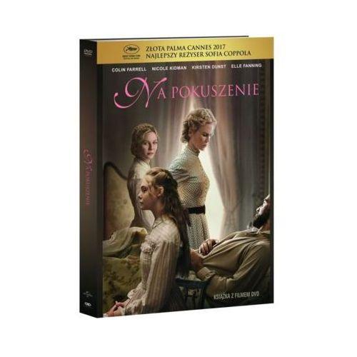Na pokuszenie (dvd) + książka marki Filmostrada