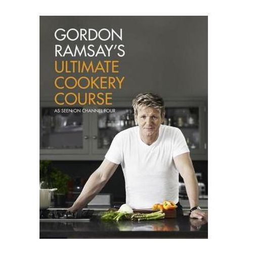 Gordon Ramsay's Ultimate Cookery Course (320 str.)