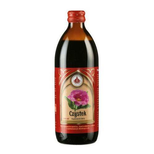 Zakon szpitalny św.jana bożego Czystek sok bez konserwantów produkt bonifraterski 500ml